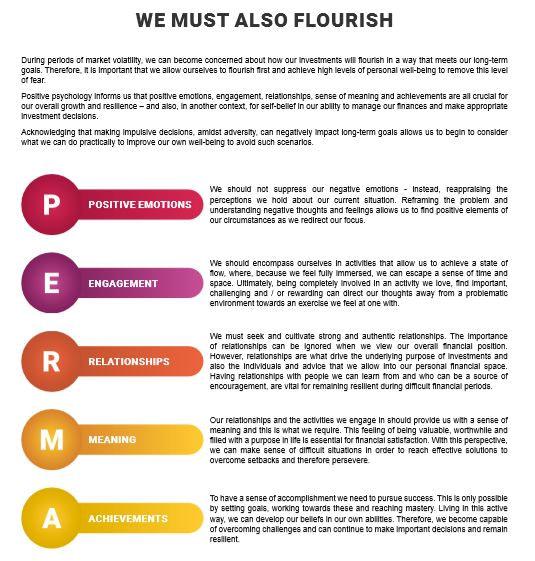 We must also flourish