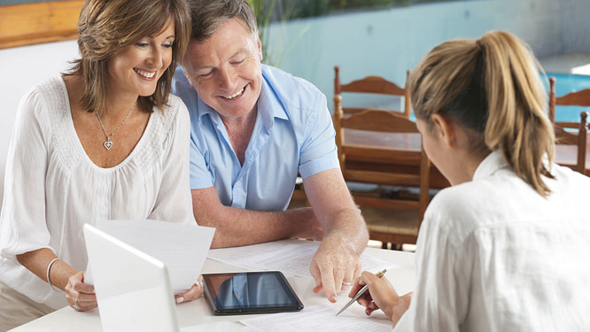 Adviser clients are better off in retirement